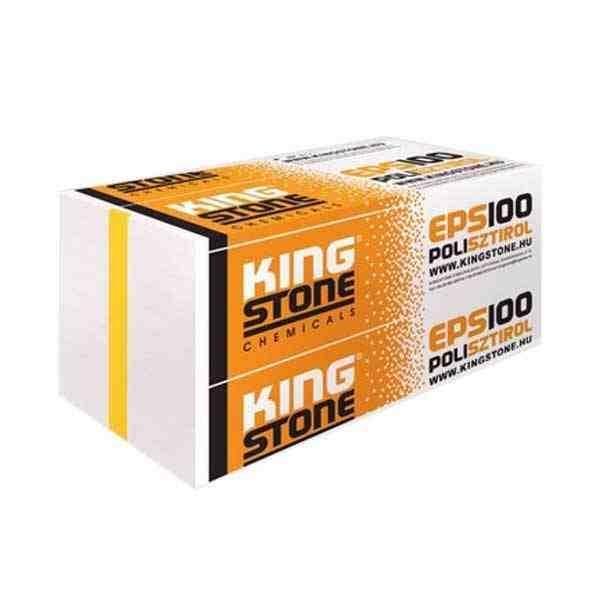 Kingstone EPS 100 lépésálló hőszigetelő lemez