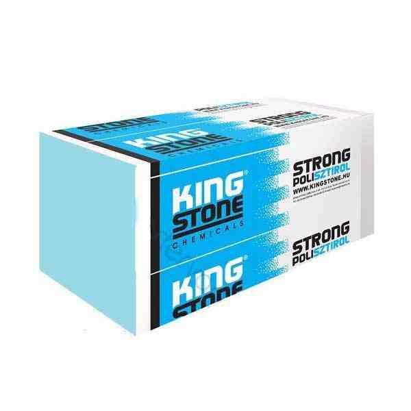 Kingstone EPS 200 terhelhető polisztirol hőszigetelő lemez