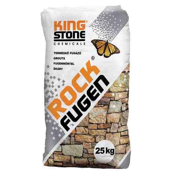 Kingstone Rock Fugen terméskő fugázó