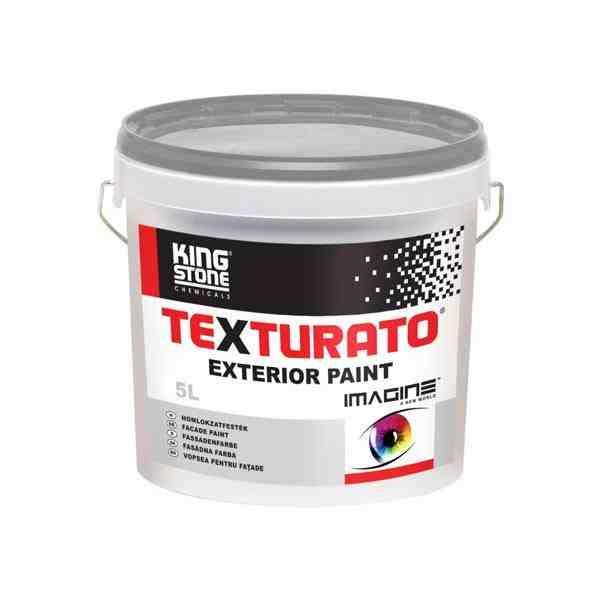 Kingstone Texturato Exterior Paint homlokzatfesték