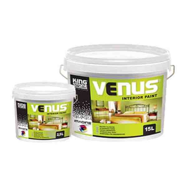 Kingstone Venus magas minőségű beltéri falfesték